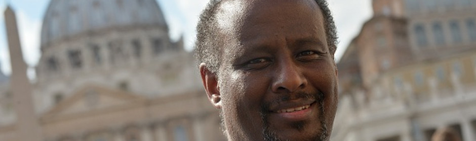 Eritrean priest Mussie Zerai